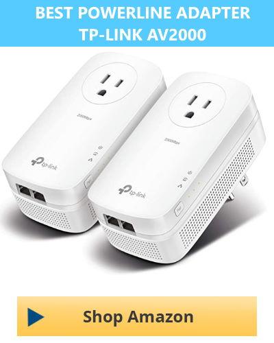 tp link av2000 powerline adapter