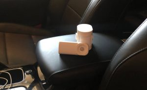 affordable car alarm motion sensor