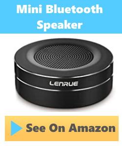 portable bluetooth speaker photo