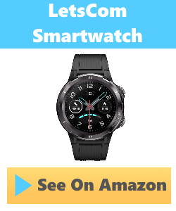 letscom smart watch